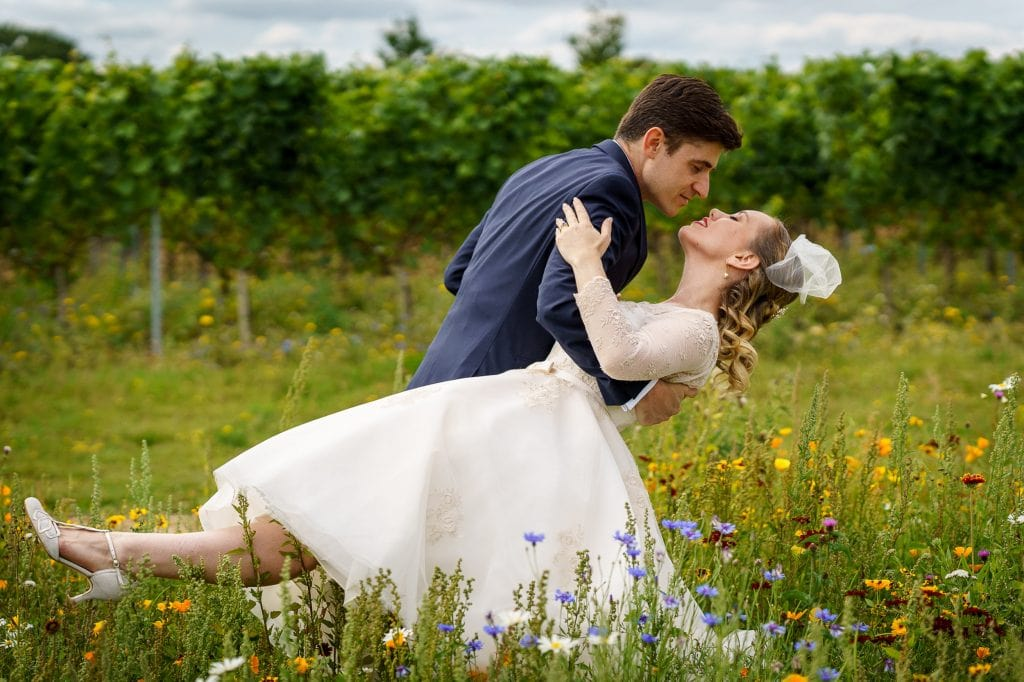Wedding Portrait Photography - Matthew Ellacott Wedding Photographer
